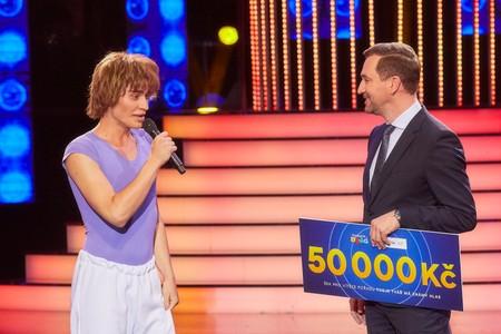 Vítězem 2. dílu show Tvoje tvář má známý hlas je Marek Lambora a pro koho vybojoval 50.000 Kč?