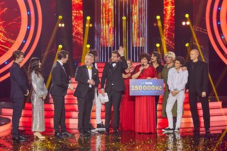 Vítězkou poslední epizody show Tvoje tvář má známý hlas je Jitka Čvančarová!