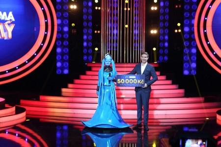 Neuvěřitelná Erika Stárková jako Diva Plavalaguna ovládla jedenáctou epizodu show Tvoje tvář má známý hlas!