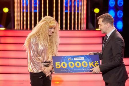 Robert Urban se díky kolegům téměř nemohl vyjádřit ke své výhře 50.000 Kč!