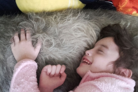 Nadace Nova pomohla sedmileté Štěpánce