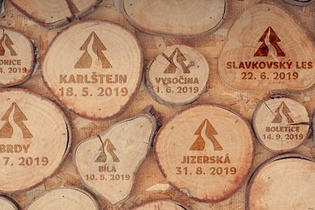 8 rodinám po celé České republice pomohla Nadace Nova a Běhej lesy!