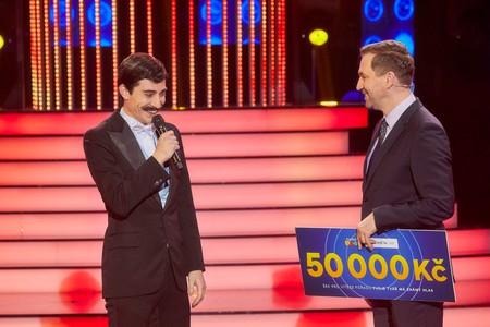 Už třetí vítězství v show Tvoje tvář má známý hlas a dojatý Marek Lambora!