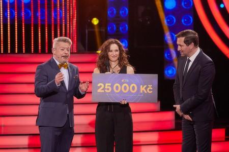 Československé kolo vyhrála Berenika Kohoutová, která se proměnila v Báru Basikovou