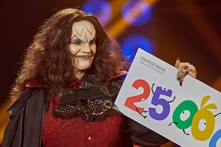 Nadace Nova prostřednictvím pořadu Tvoje tvář rozdělila 425 000 českých korun!