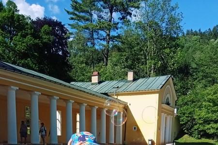 Vyrazte do Slavkovského lesa a pomozte tak malému Honzíkovi!