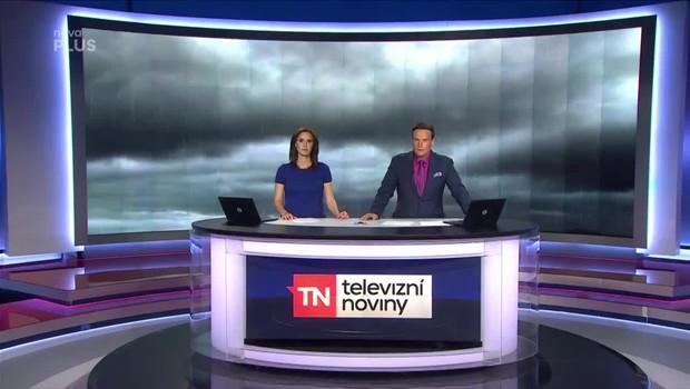 Televizní noviny 15. 6. 2019