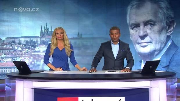 Televizní noviny 4. 10. 2019