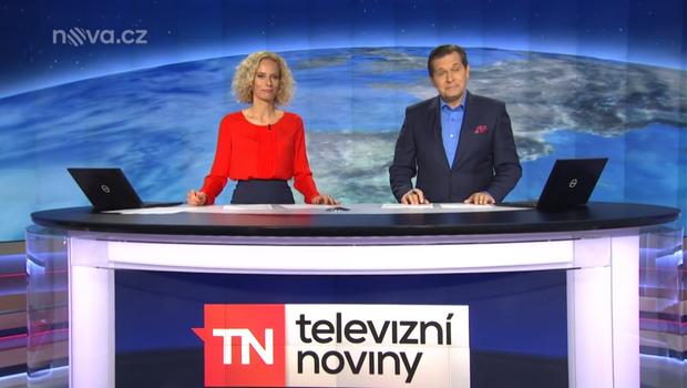 Televizní noviny 18. 10. 2019