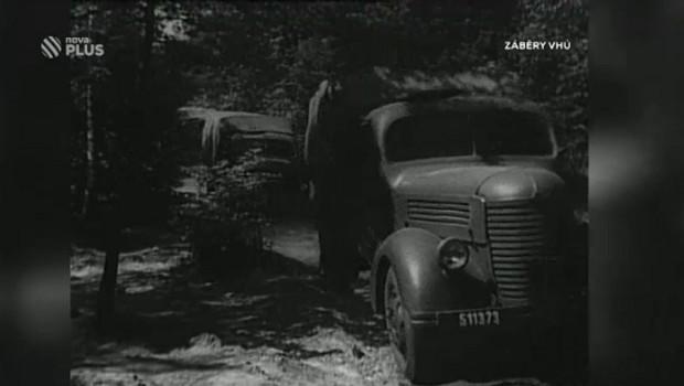 46. díl - Přeprava střeleckého útvaru na autech