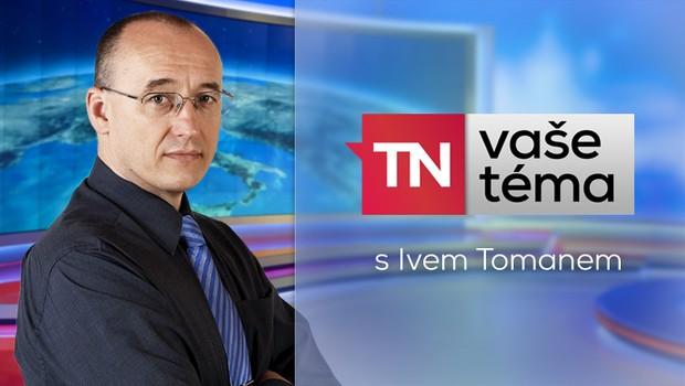 VAŠE TÉMA: Ivo Toman