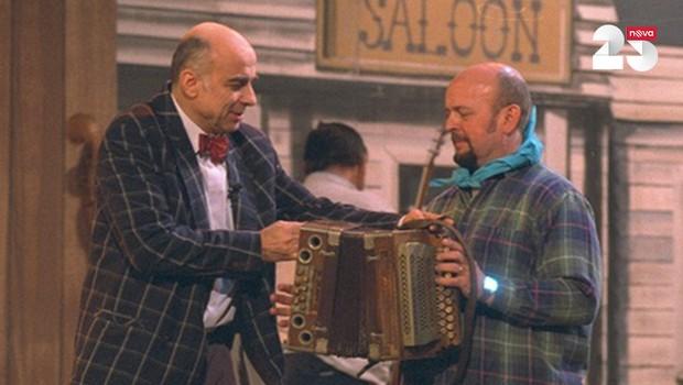 První díl pořadu Čundrcountryshow - rok 1994