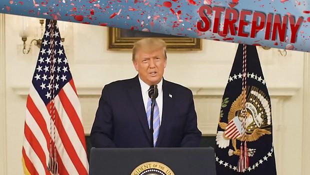 Smutná tečka za Trumpovým působením. Jak se bude hodnotit jeho prezidentství?