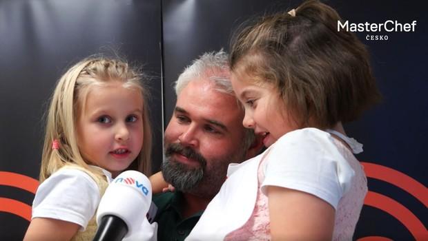 Jak by soutěžící MasterChefa naložili s výhrou? Pepova dcerka má jasno!