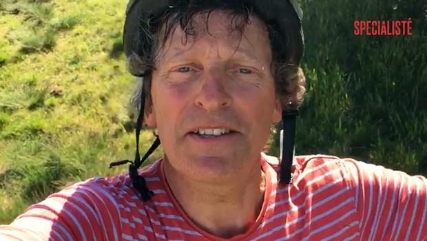Jak se vyrovnat s koronakrizí? David Prachař radí vzít kolo a vyrazit do přírody!