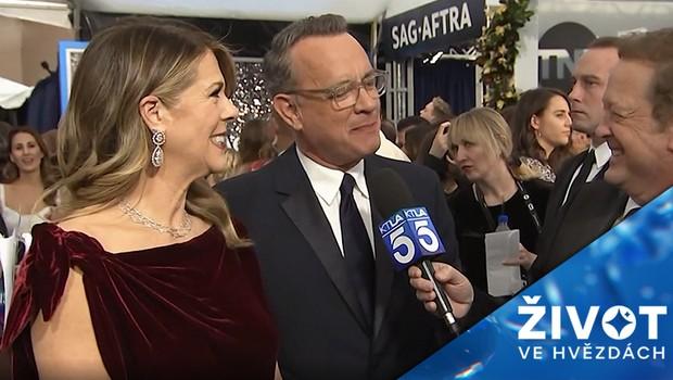 Oblíbený herec je v ohrožení života: Tom Hanks se nakazil obávaným koronavirem