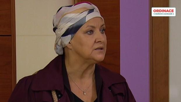 Holohlavá Běla ve spárech rakoviny: Zlata Adamovská prozradila trik maskérek