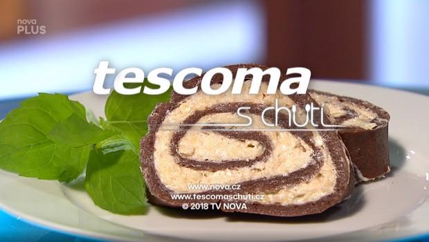Kakaová roláda bez mouky a cukru - 03. 08. 2020
