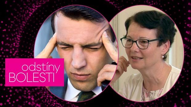 1. díl - Kdy bolest hlavy léčit prášky a kdy navštívit neurologa?