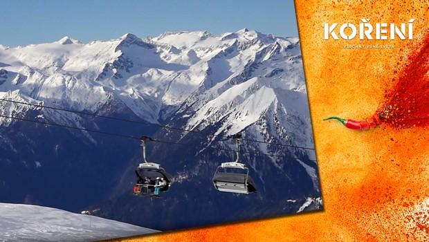 Nezanevřete na světovou lyžařskou velmoc. Tato pestrá země nám dala mnoho hezkého