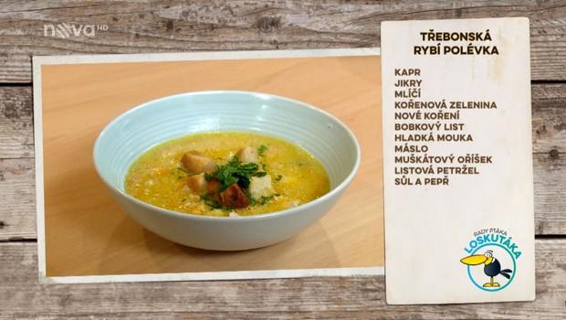 Třeboňská rybí polévka - 15.12.2018