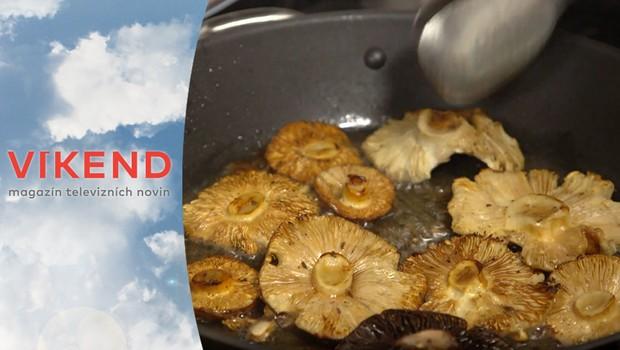 Jak z netradičních hub vykouzlit opravdové pochoutky? Vyzkoušejte tyto tři recepty