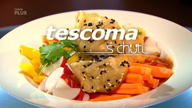 Dim sum knedlíčky s tofu a zeleninou - 29. 3. 2019