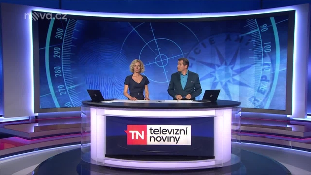 Televizní noviny 22. 9. 2019