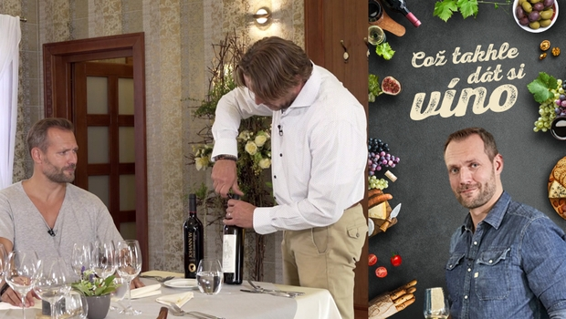 7. díl - Jak servírovat víno a neztrapnit se?