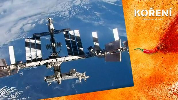 Jak se žije kosmonautům na Mezinárodní vesmírné stanici? Je obydlená už 20 let!