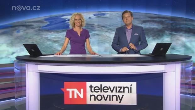 Televizní noviny 17. 9. 2019