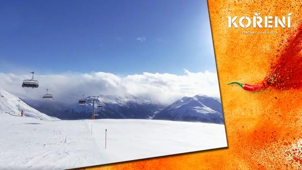 Lekce lyžování pro pokročilé! Jak vypilovat carvingovou techniku?