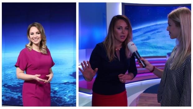 Z RÁDIA DO TELEVIZE: Jak se nová rosnička Kateřina Říhová připravuje na televizní obrazovku?