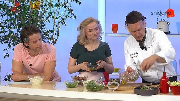 Uvařit si jídlo jen z ingrediencí ze zahrádky? Je to lehčí, než jste si mysleli!