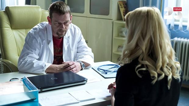 První díl seriálu Doktoři z Počátků - 25. 6. 2013