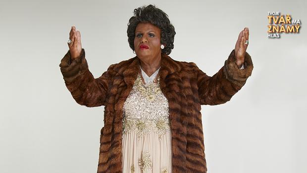 Exkluzivní pohled do maskérny Tvojí tváře: Jak vznikala vítězná Aretha Franklin?