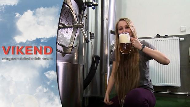 Víkend - Retro pivo