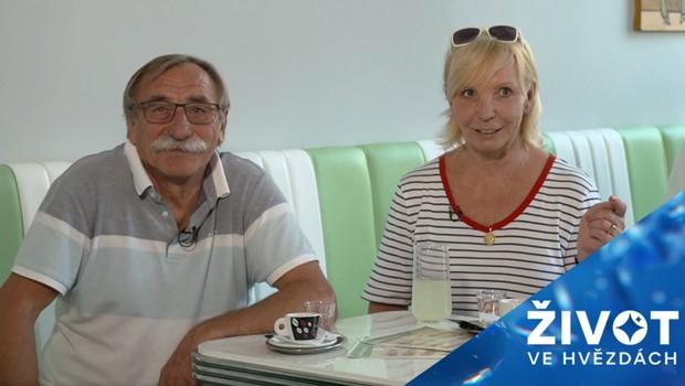 Manželé Pavel Zedníček a Hana Kousalová. Co na sebe navzájem prozradili?