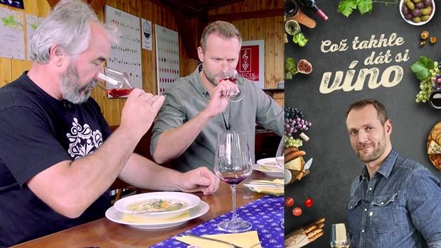 4. díl - Jaké víno se hodí k polévce či hlavnímu jídlu?