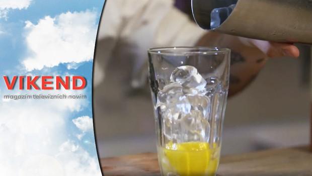 Víkend - Retro limonády