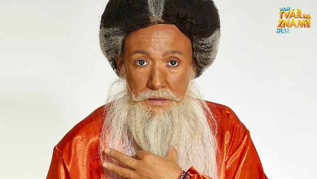 Robert Jašków jako Boney M – Rasputin