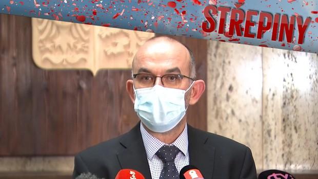 Novým ministrem zdravotnictví se stal Jan Blatný. Jak chce bojovat s pandemií?