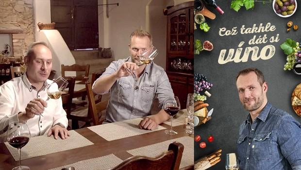 1. díl - Jak pít víno a nechlastat? Ondra Novotný učí Čechy pít moravské víno