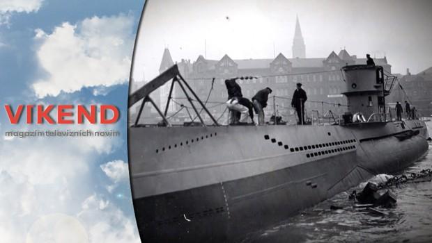 Víkend - Pátrání po ponorce