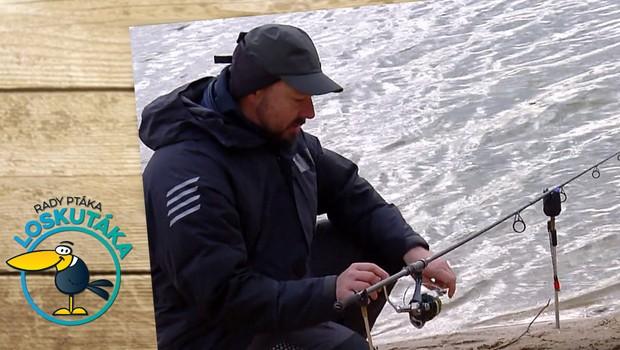 Jak chytit kapra v zimě? Nechte si poradit od zkušeného rybáře!