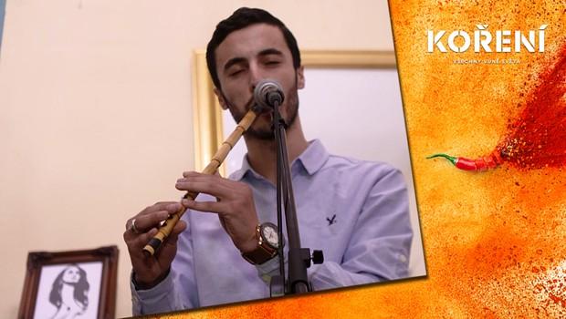 Jak zní tradiční arabská hudba? Poslechněte si podmanivé tóny bambusové flétny!