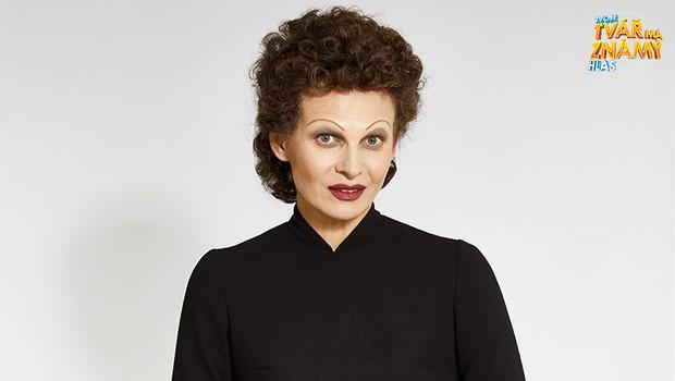 Míša Badinková jako Edith Piaf - Padam… Padam