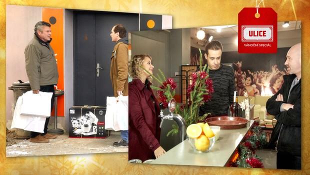 UKÁZKA Z BONUSOVÉHO DÍLU ULICE: Štědrý den v Coolně? Naštvaná Eva si dojde pro Miloše!