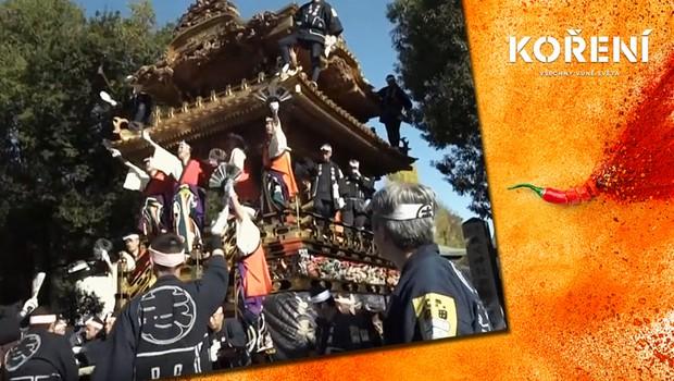 Koření - Japonské dožínky