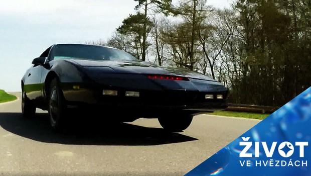 Aukce Davida Hasselhoffa: Na prodej je i legendární auto ze seriálu Knight Rider!